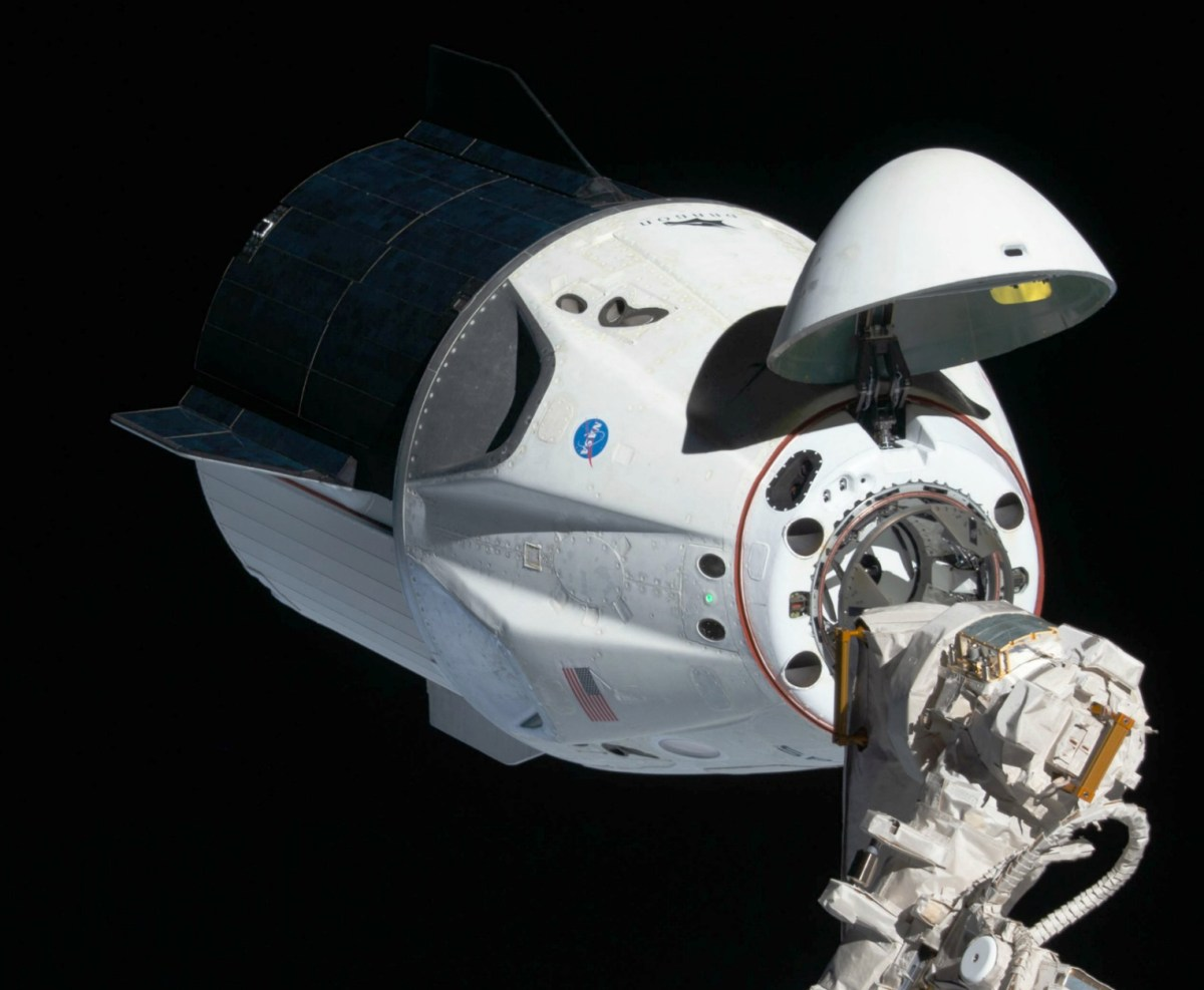 SpaceX and Space Adventures offer tourist trips to orbit - Boing Boing