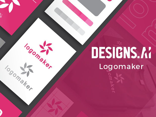 Designs.ai can give your company an iconic logo you need in a matter of seconds