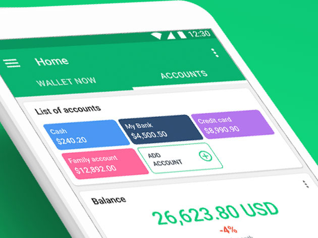 Get a better view of your money with the Wallet budgeting app