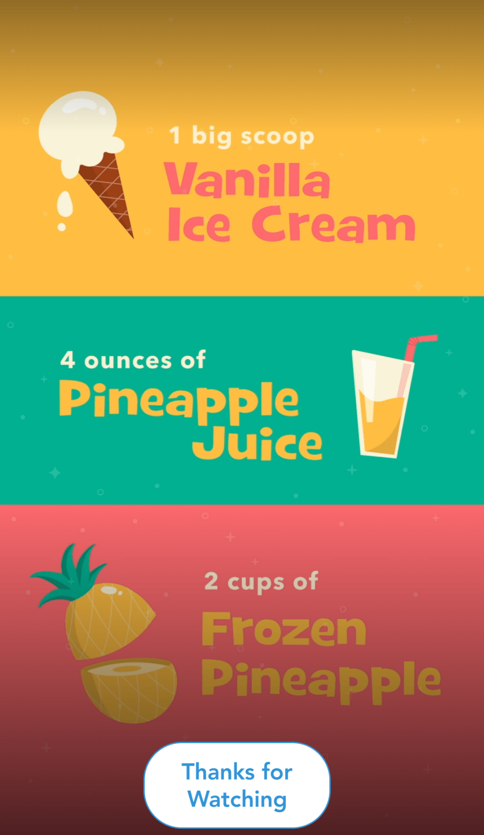 Disney shares recipes for DIY Dole Whip and Churros / Boing Boing