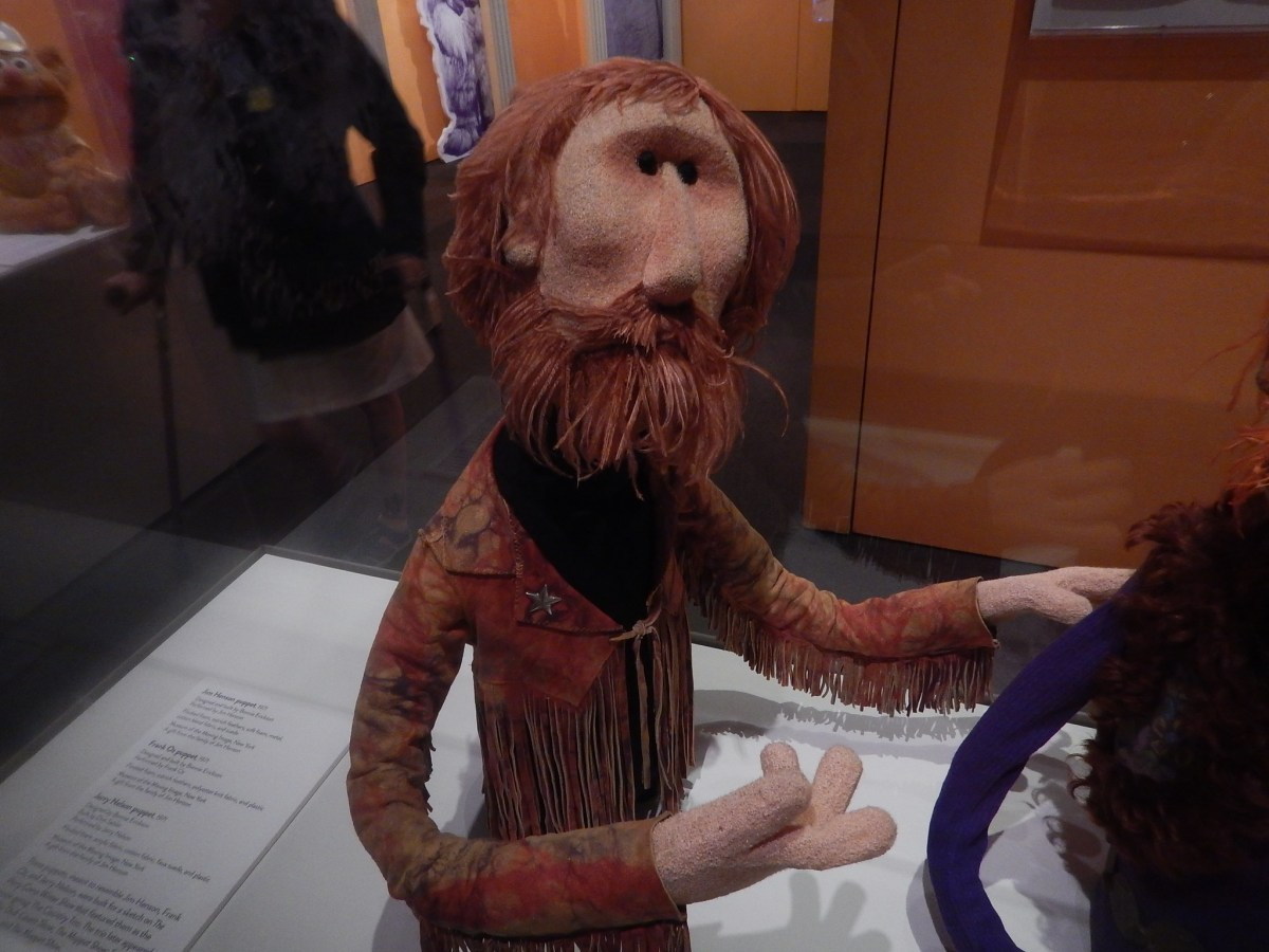 Making DIY Homemade Puppets with Jim Henson in 1969