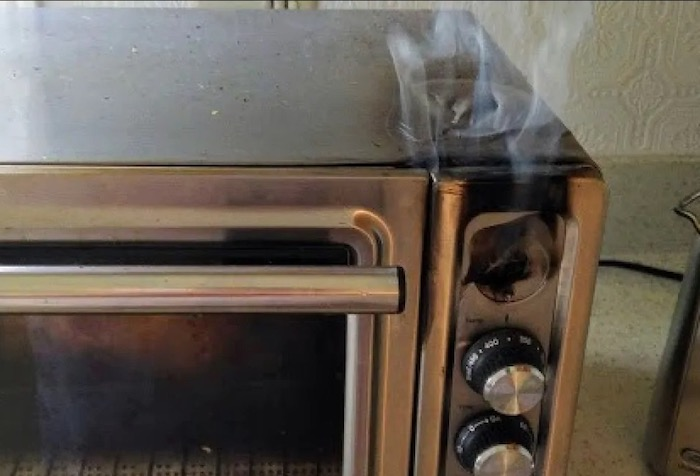 Woman's toaster oven caught on fire, Whirlpool told her to take it up with a company in China