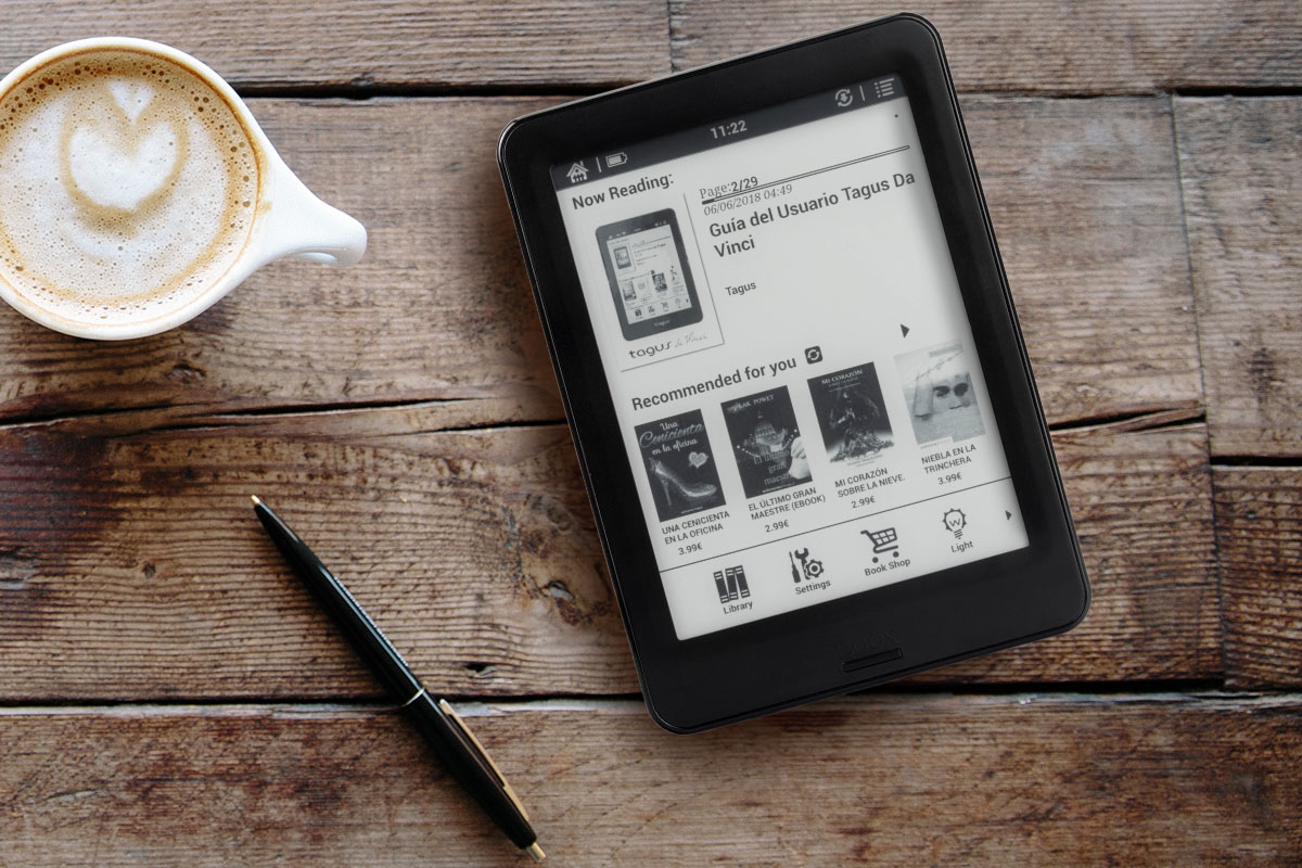 This affordable e-reader is a great alternative to Amazon's Kindle