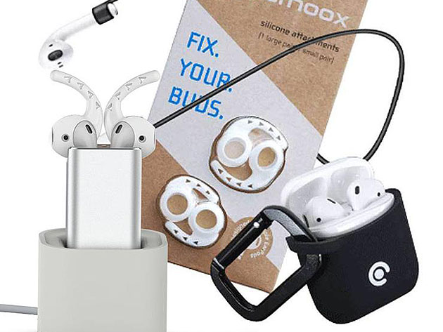 If your AirPods keep falling out, these accessories may just change your life
