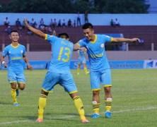 Video: Sông Lam Nghệ An vs Sanna Khánh Hòa BVN