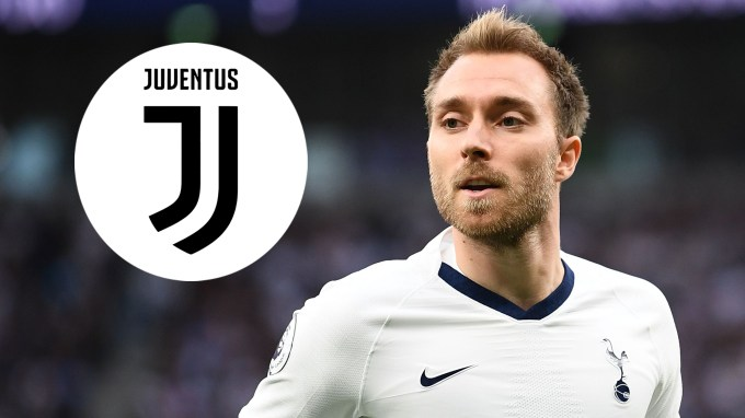 Juventus close to agreement with Real Madrid and Manchester - Eriksen - Bóng Đá