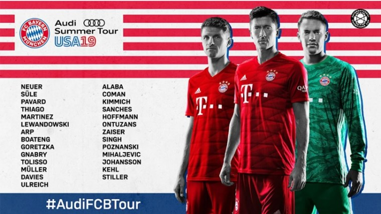 Arsenal vs. Bayern Munich: International Champions Cup probable line-ups, - Bóng Đá