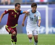 Video: U20 Venezuela vs U20 Nhật Bản