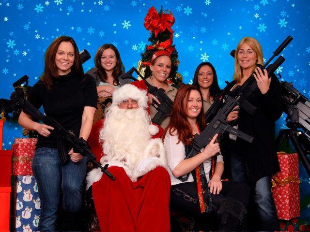 Real Moms Demand Guns For Christmas Breitbart