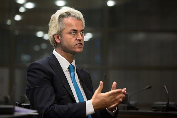 Geert Wilders - AP - Cynthia Boll