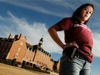 While Yale Students Seek 'Safe Spaces,' U Oklahoma Professor Wants Campus Carry