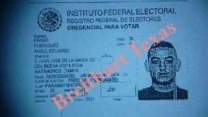 Leader of the Los Ciclones faction for the Gulf Cartel