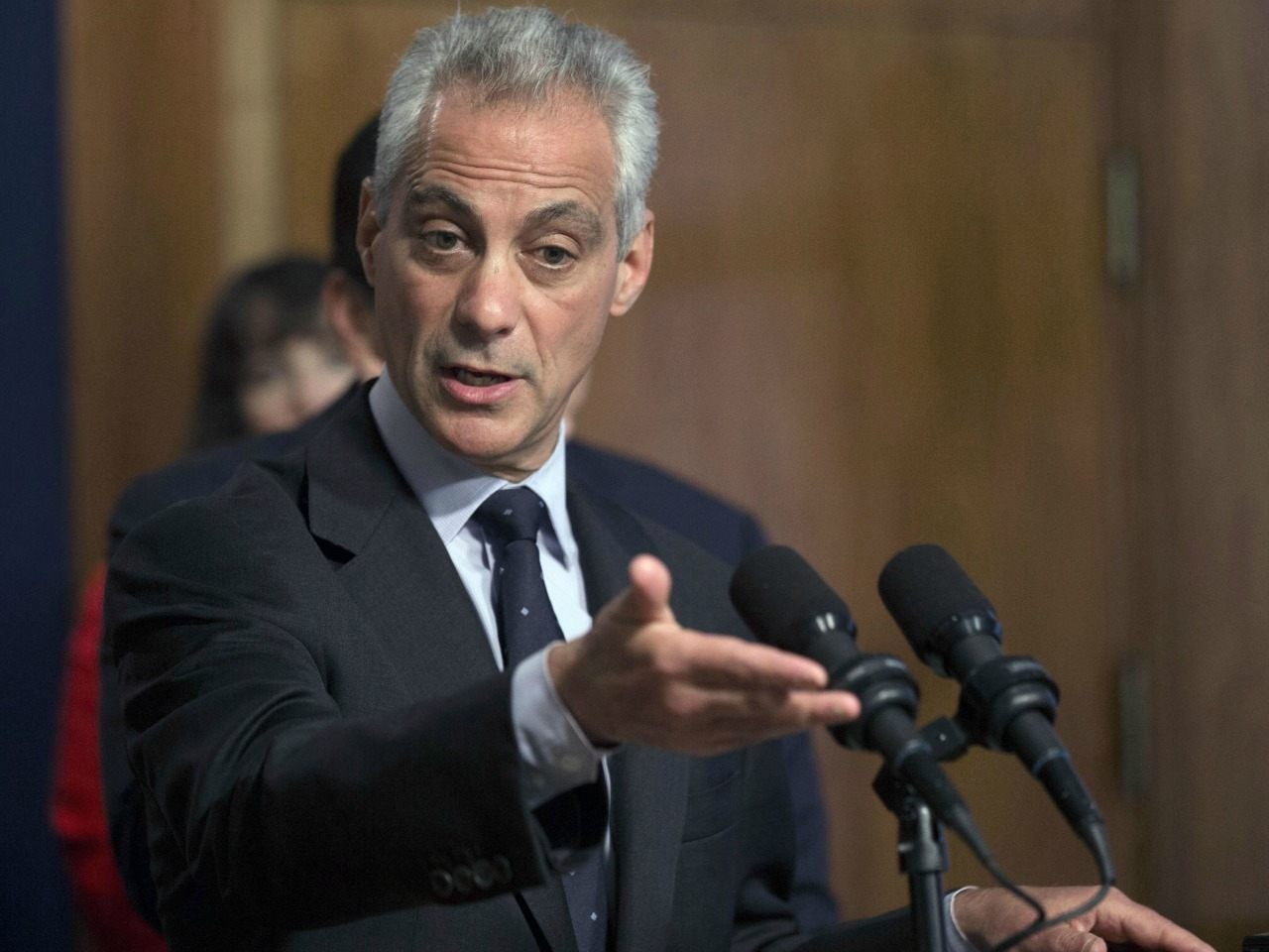 Rahm Emanuel Withholds Records On Involvement In No Bid
