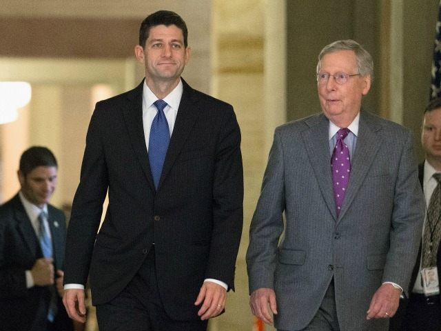 Image result for paul ryan mitch mcconnell trump