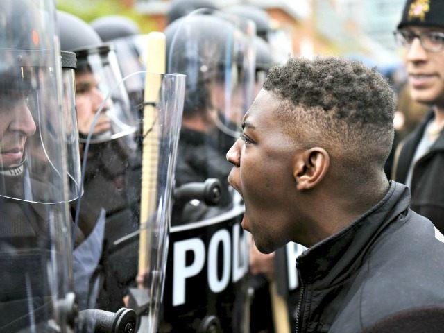 Black Lives Matter protester. Credit: Reuters/Sait Serkan Gurbuz