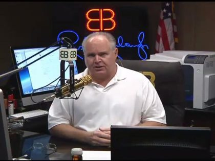 Limbaugh on Trump: 'This Was One of the Most Effective Press Conferences I Have Ever Seen'