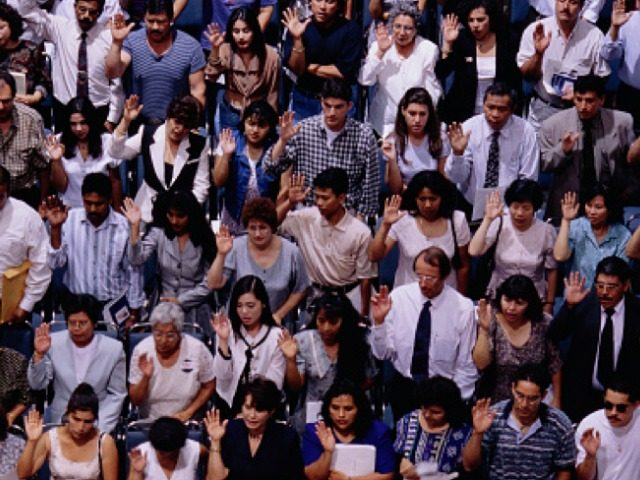 Immigration, Naturalization Ceremony