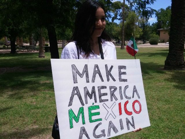 Make America Mexico Again Cronkite News