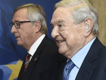 Soros Calls on EU to Regulate Social Media to Fight Populism