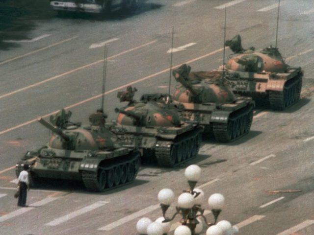 Tiananmen Square (AP Photo / Jeff Widener)