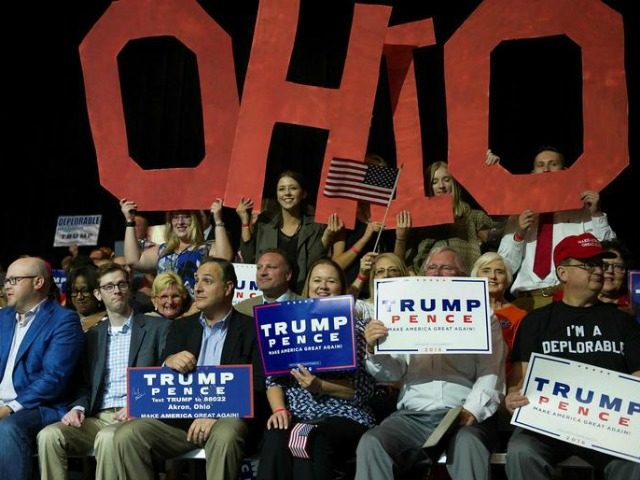 Image result for photos of trump in ohio