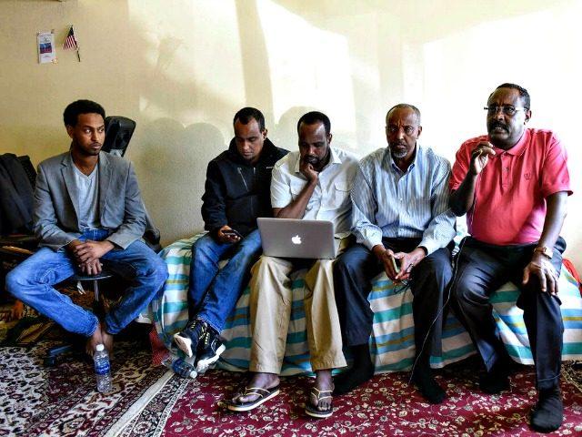 Somali Refugees AP