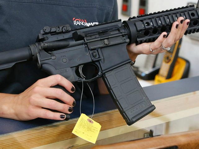, District Judge: F-150s Are Popular, but AR-15s Are Twice as Popular, Nzuchi Times Breitbart