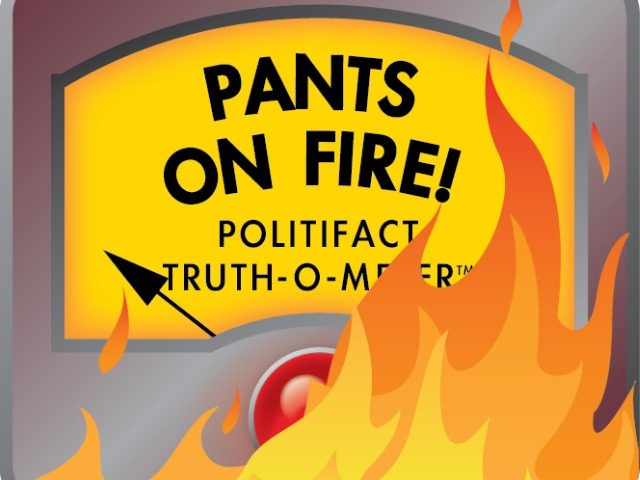 Politifact Truth-O-Meter