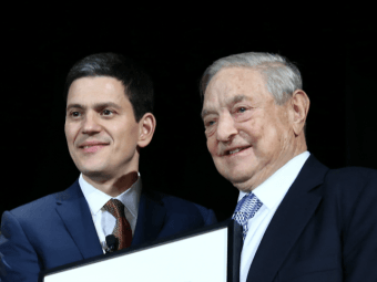 Soros Backed Pro-Mass Migration NGO Has Funds Frozen Amidst Sex Abuse, Fraud Claims