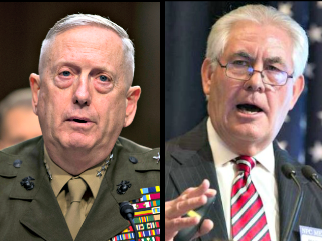 Image result for photos of trump rex tillerson and general james mattis
