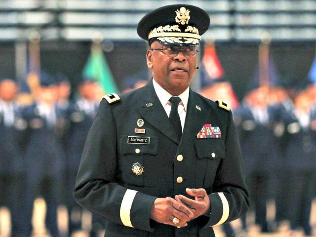 Gen. Schwartz U.S. Army