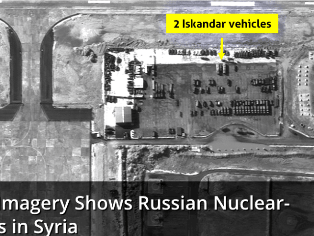 Russian Missiles in Syria ImageSat.com