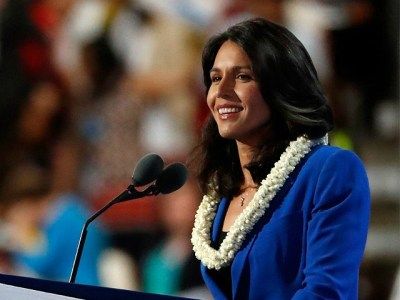 The New Yorker: What Does Tulsi Gabbard Believe? | Breitbart