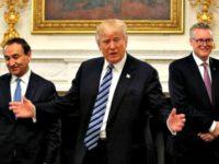 Trump-Airline Execs-REUTERSKevin Lamarque
