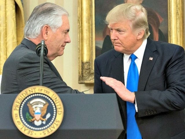 Image result for photos of trump and rex tillerson