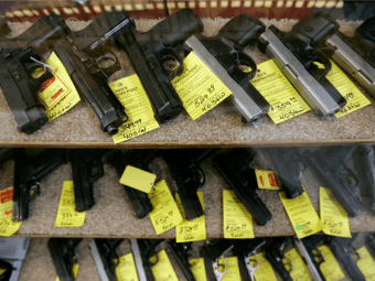 May 2017 Shatters Background Check Records Set Under Obama - Breitbart