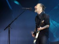 Thom Yorke of Radiohead performs live on stage at Sydney Entertainment Centre on November 12, 2012 in Sydney, Australia. (Photo by Mark Metcalfe/Getty Images)