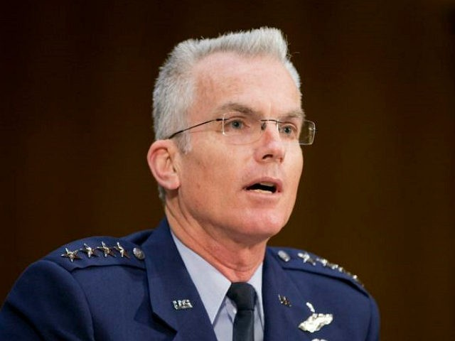 Top U.S. General: America's ' Nuclear Modernization Can No Longer Be Deferred'