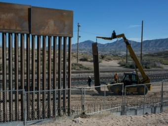 Trump's $1.6 Billion Budget for Border Walls -- Mostly for South Texas