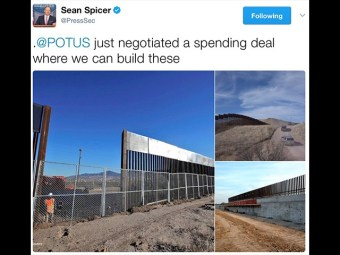 The Budget Funds 99 Things and a Wall Ain't One   Breitbart