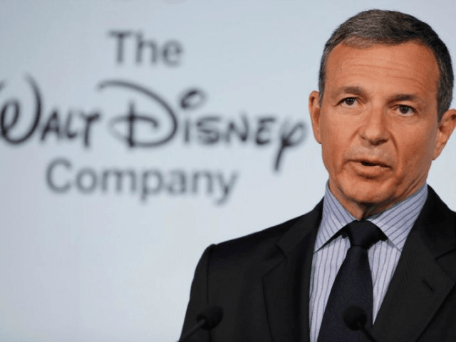 """Walt Disney Company CEO Robert Iger, seen in 2012, said he's """"open"""" to staying on board as the company's leader beyond his 2018 expected departure"""