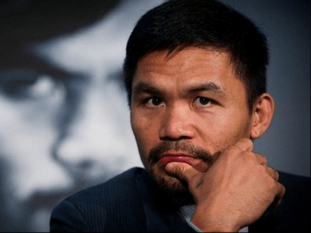 , Philippines: Duterte's Party Kicks Boxing Legend Manny Pacquiao out of Leadership, Nzuchi Times Breitbart