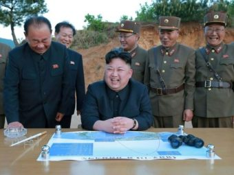 Chinese Media Warns North Korea: If You Attack U.S., We Remain 'Neutral' - Breitbart