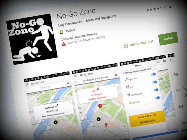 No-Go Zone