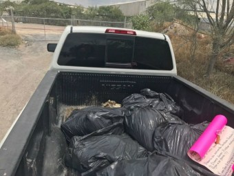 Drug Cartel Delivers Texas Truck Full of Bodies in Mexican Border State