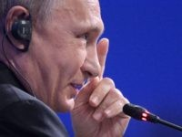 Vladimir Putin (Alexei Druzhinin / AFP / Getty)