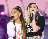 David Hogg: Ariana Grande, Miley Cyrus, Demi Lovato, Jennifer Hudson Will Stand With Us at 'March for Our Lives' Protest