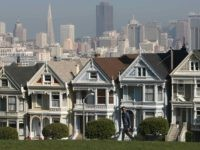 San Francisco Skyline Painted Ladies (Justin Sullivan / Getty)
