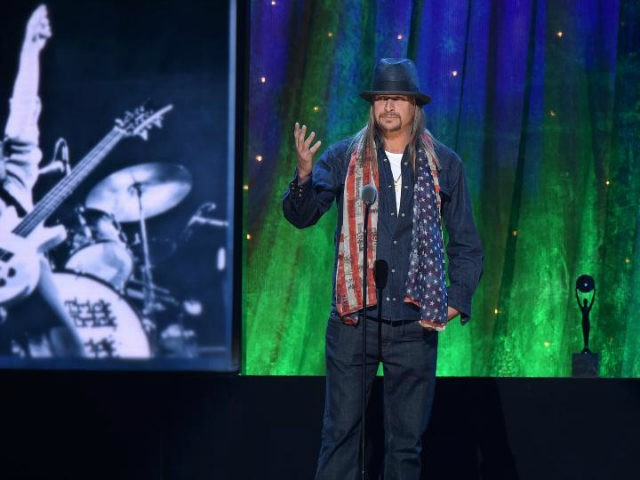 Politician Direct kid-rock-at-rock-and-roll-hall-of-fame-2016-getty-640x480 Poll: Kid Rock Takes Massive Lead over Michigan Democrat Debbie Stabenow, GOP Primary Rivals Breitbart Politics  voter registration The Trafalgar Group Senate Kid Rock Debbie Stabenow Big Hollywood Big Government
