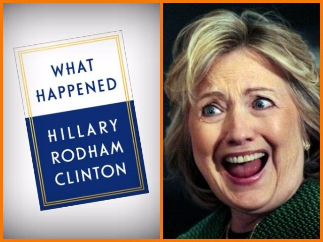 Image result for hillary clinton's new book